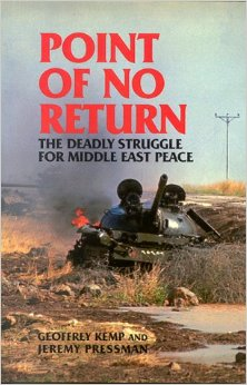 Book Cover - Point of No Return
