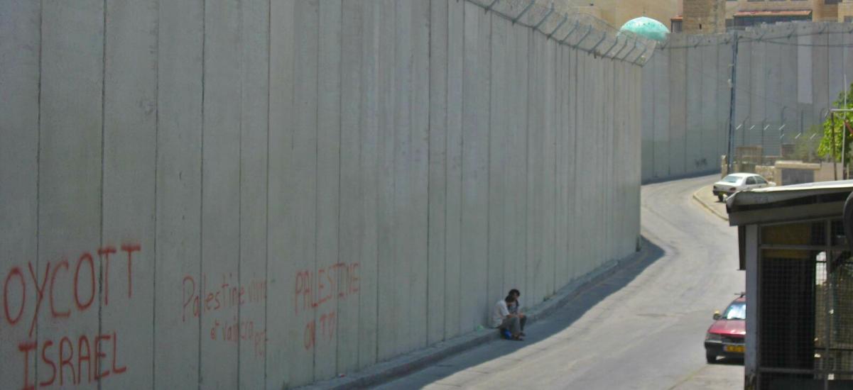 israel-palestine-wall